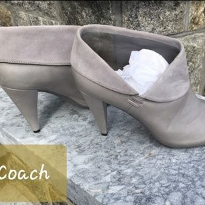 Coach Annica Booties- 3in Heels